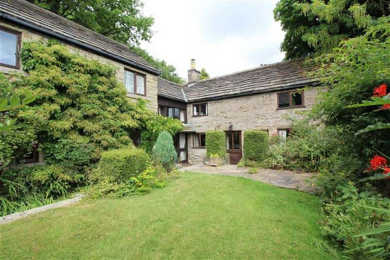 6 Bedrooms Detached House for sale in Stoneheads, Whaley Bridge, High Peak, Derbyshire