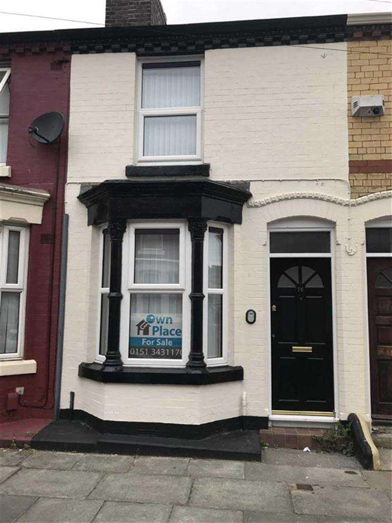 2 Bedrooms Terraced House for sale in Plumer Street, Liverpool, Merseyside