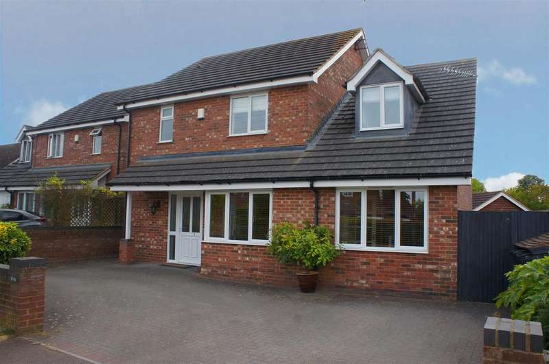 4 Bedrooms Detached House for sale in Crawley Road, Cranfield, Bedford