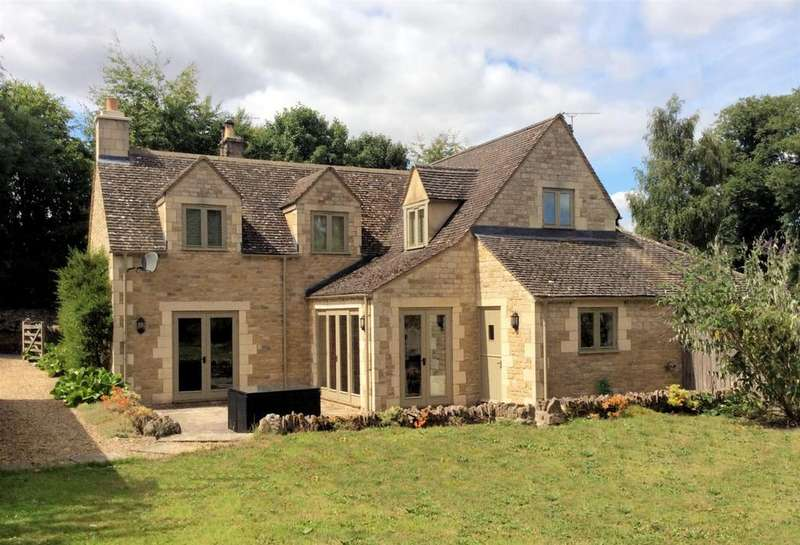 4 Bedrooms Semi Detached House for sale in Hawling, Gloucestershire