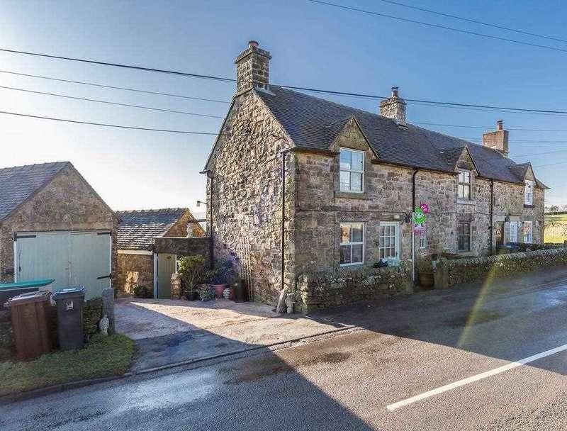 2 Bedrooms Terraced House for sale in 1 Bedroom Cottage & 1 Bedroom Studio
