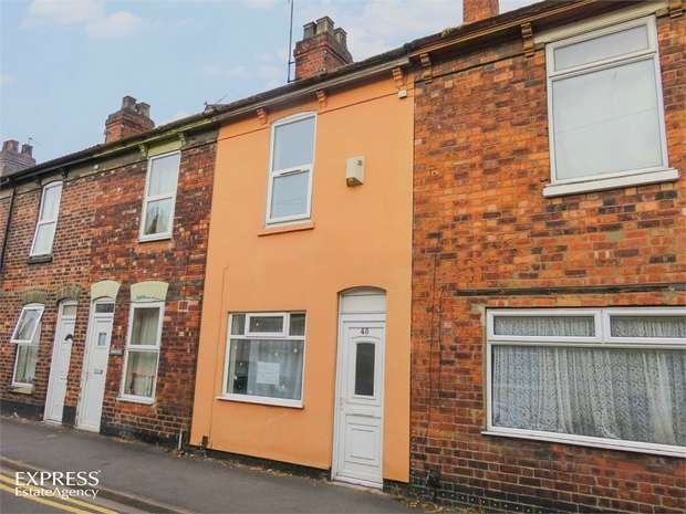 3 Bedrooms Terraced House for sale in Cross Street, Lincoln