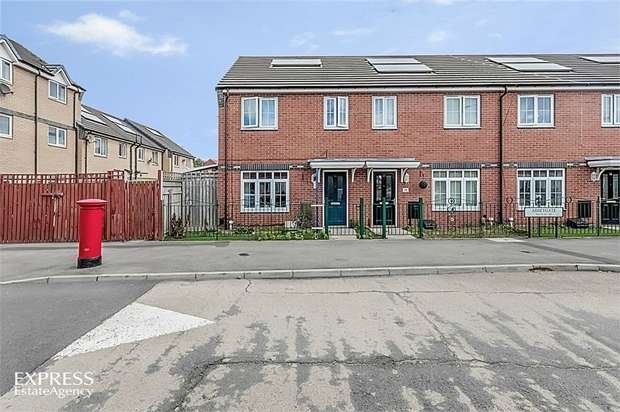 2 Bedrooms End Of Terrace House for sale in Abbeygate, Middlesbrough, North Yorkshire