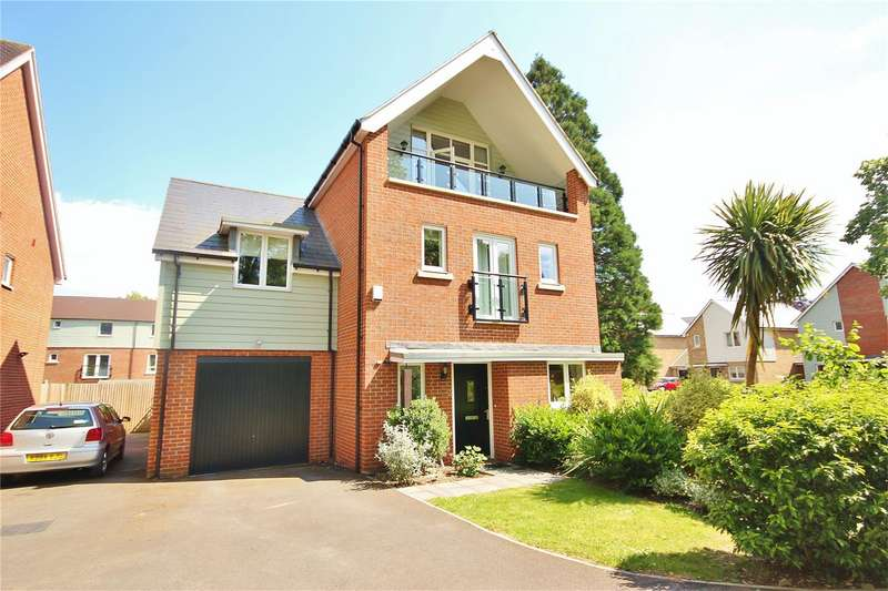 5 Bedrooms Detached House for sale in Redwood Drive, Epsom