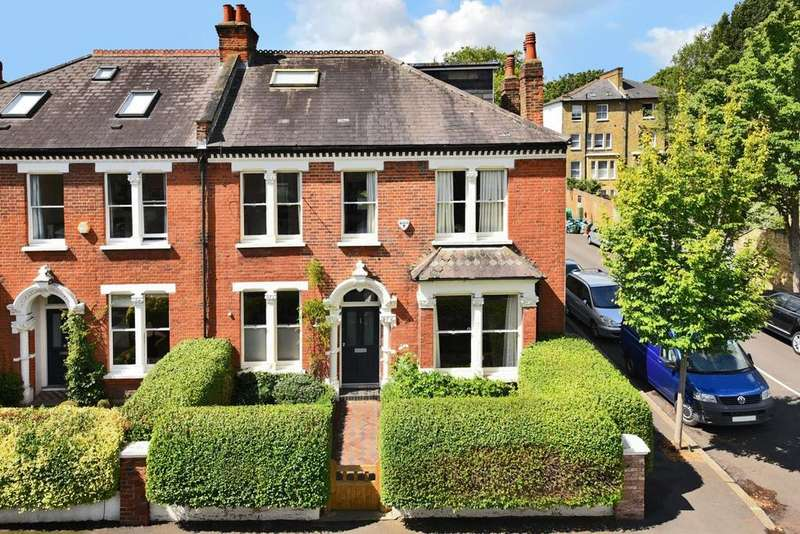 6 Bedrooms Semi Detached House for sale in Carson Road, West Dulwich