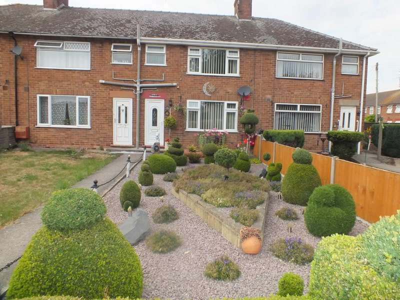 2 Bedrooms Terraced House for sale in Roman Bank, Spalding
