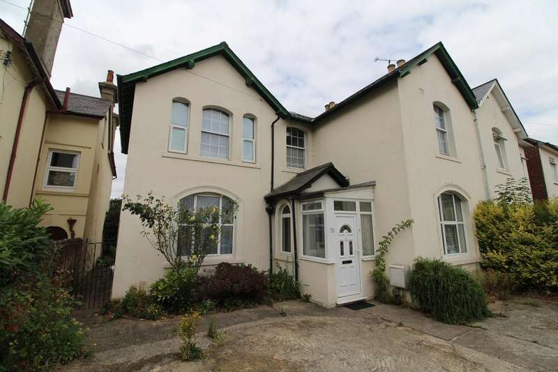 4 Bedrooms Semi Detached House for sale in Crescent Road, Reading, RG1 5SP
