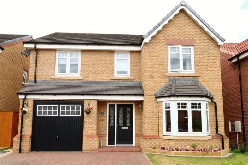 4 Bedrooms Detached House for sale in Kingsbrook Chase, Wath-upon-Dearne, Rotherham, South Yorkshire