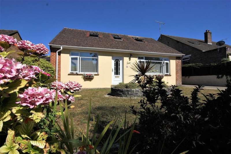 4 Bedrooms Bungalow for sale in Double Garage, Near Dorchester Town Centre