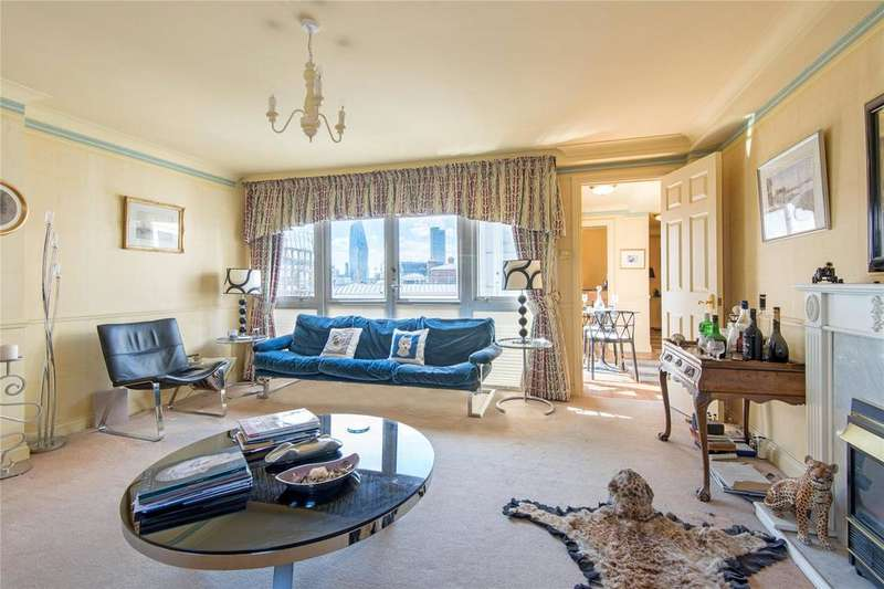 2 Bedrooms Penthouse Flat for sale in Pemberton Row, EC4A