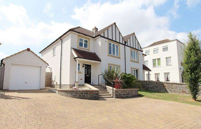 4 Bedrooms Semi Detached House for sale in Bath Road, Keynsham, Bristol