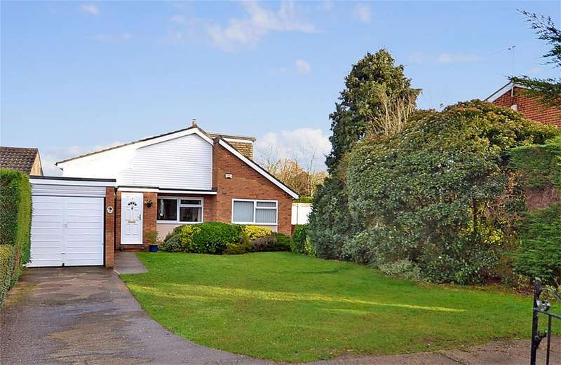 4 Bedrooms Detached House for sale in Rectory Road, MEPPERSHALL, Bedfordshire