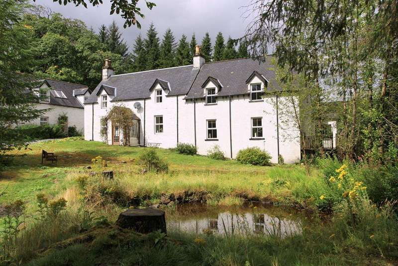 5 Bedrooms Detached House for sale in Westerlix House, Killin, FK21 8RD