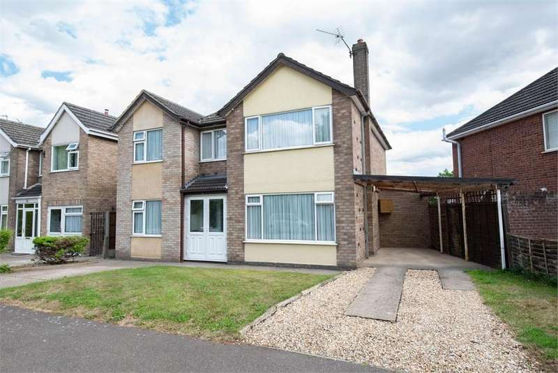 4 Bedrooms Detached House for sale in Cavendish Drive, Wyberton, Boston, Lincolnshire
