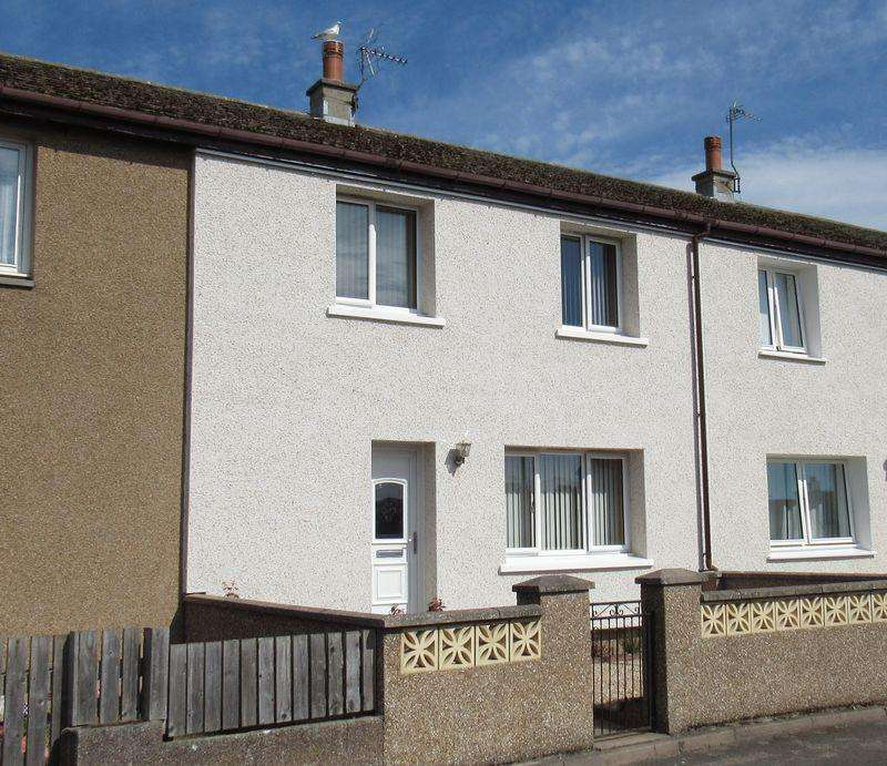 2 Bedrooms Terraced House for sale in Kellas Avenue, Lossiemouth