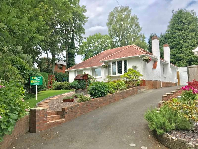 3 Bedrooms Detached Bungalow for sale in Llys Nedd, Bryncoch, Neath