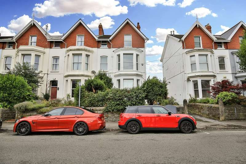 7 Bedrooms End Of Terrace House for sale in Eaton Crescent, Swansea