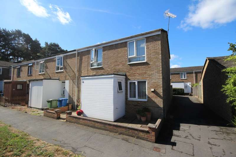 3 Bedrooms End Of Terrace House for sale in Ringwood, Bracknell