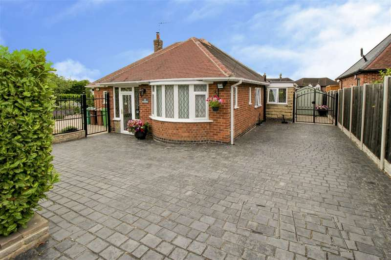 3 Bedrooms Chalet House for sale in Parkside, Nottingham