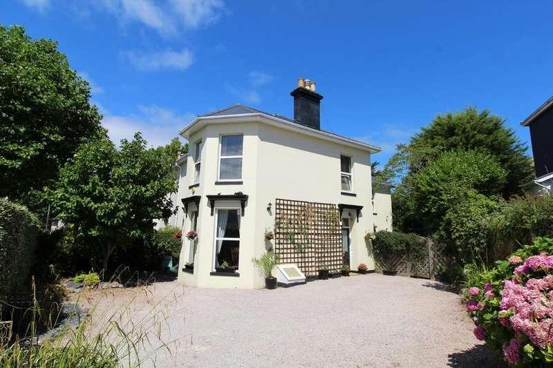 6 Bedrooms Semi Detached House for sale in Bridge Road, Torquay