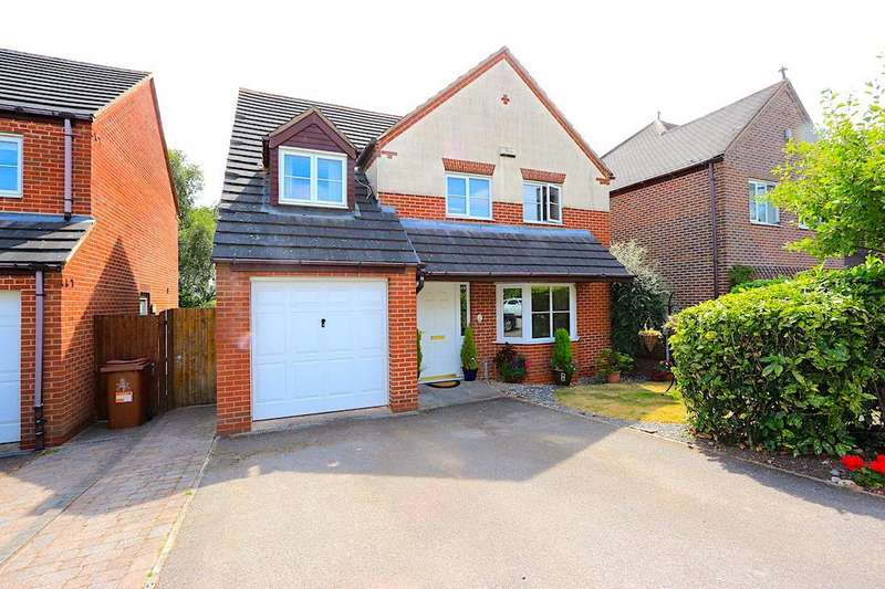 4 Bedrooms Property for sale in Forest Rise, Desford