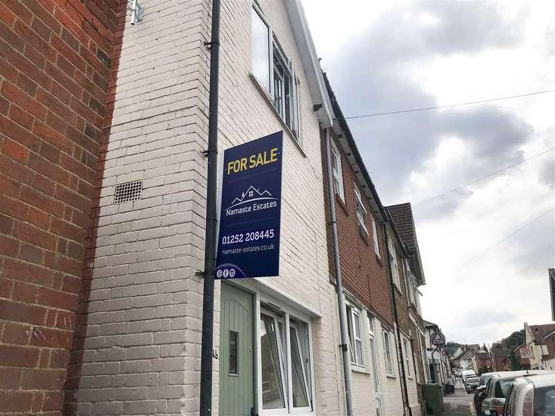 1 Bedroom Terraced House for sale in Elms Rd, Aldershot