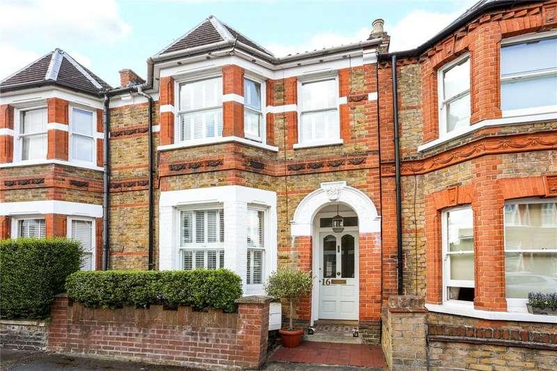 4 Bedrooms Terraced House for sale in Queens Road, Windsor, Berkshire, SL4