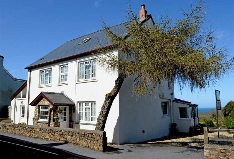 8 Bedrooms Detached House for sale in Dinas Cross