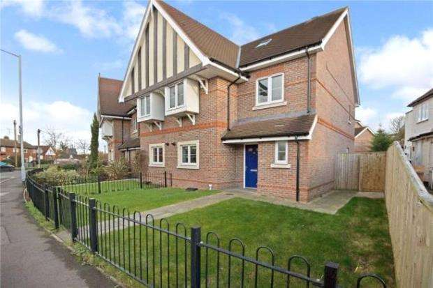 4 Bedrooms End Of Terrace House for sale in Waltham Road, Maidenhead, Berkshire