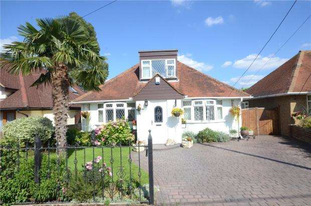 3 Bedrooms Detached Bungalow for sale in Breadcroft Road, Maidenhead, Berkshire