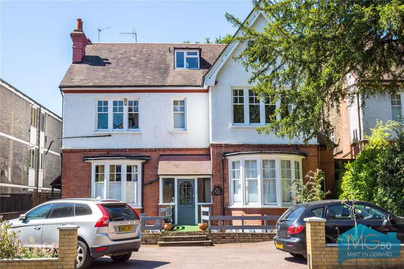 2 Bedrooms Apartment Flat for sale in Coolhurst Road, Crouch End, London, N8