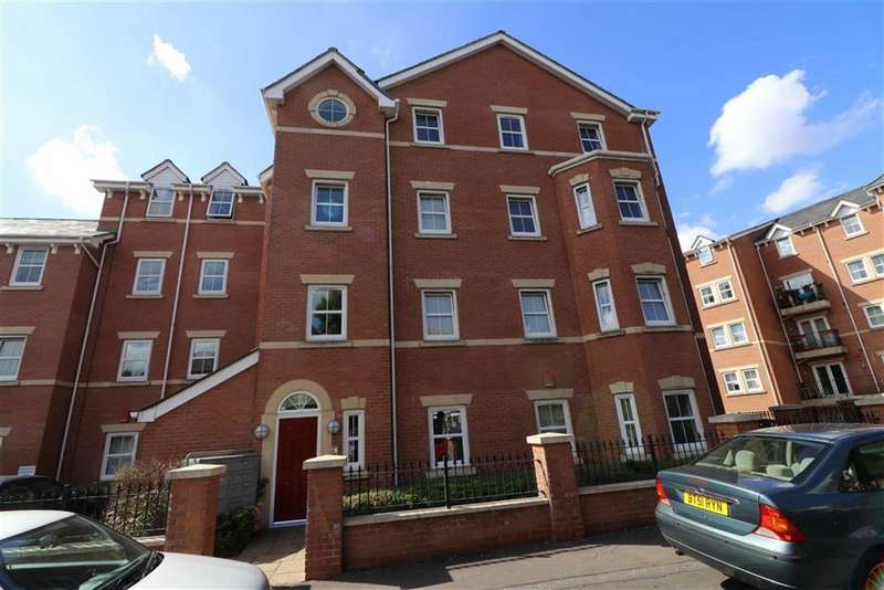 2 Bedrooms Apartment Flat for sale in 6 Whitelow Road, Chorlton, Manchester, M21