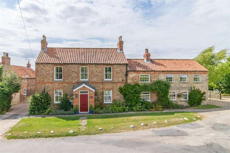 4 Bedrooms Detached House for sale in Jesmond House, Scagglethorpe, Malton, YO17 8DU