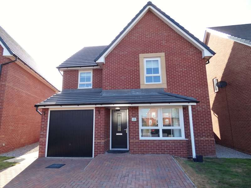 4 Bedrooms Detached House for sale in Warbrook Road, Huyton with Roby, Merseyside, L36