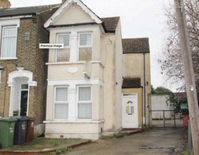 3 Bedrooms Land Commercial for sale in Barking IG11