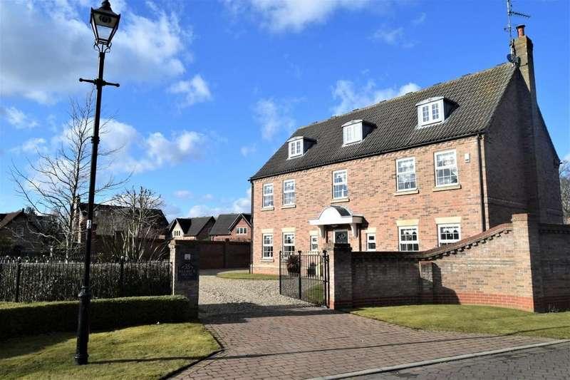 5 Bedrooms Detached House for sale in Glebe Park, New Balderton