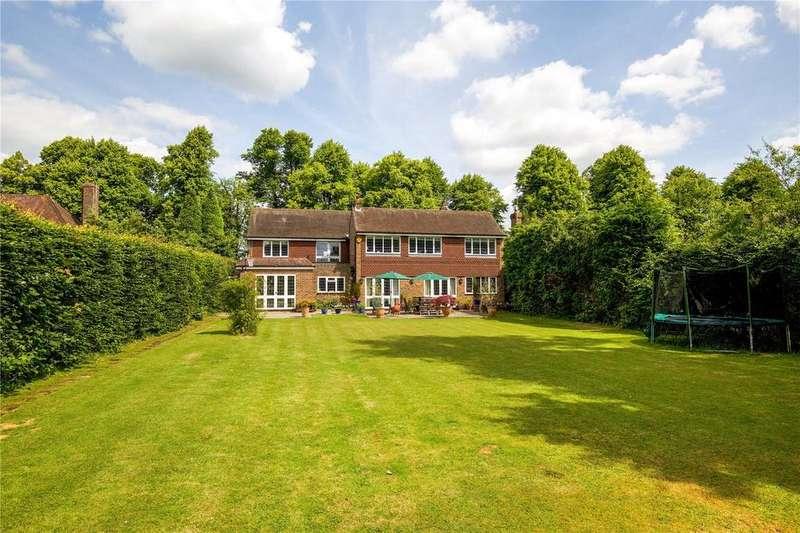6 Bedrooms Detached House for sale in Birchen Lane, Haywards Heath, West Sussex, RH16