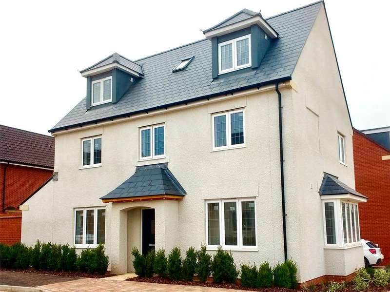 4 Bedrooms Detached House for sale in The Orford Pinhoe, Pinn Court Farm, Pinncourt Lane, Exeter, EX1