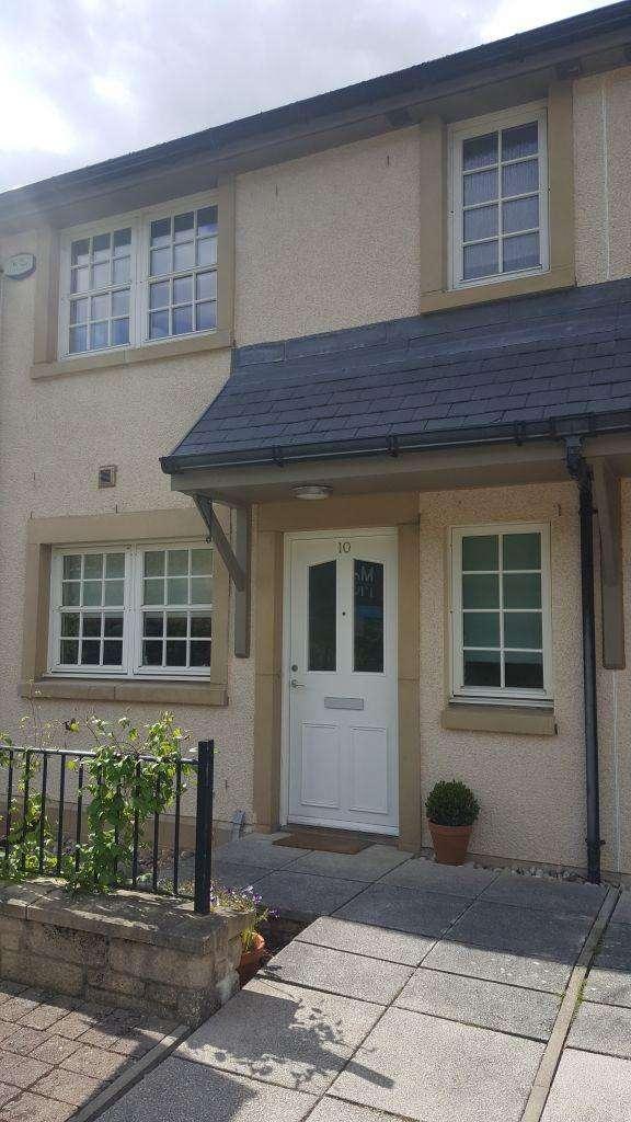 3 Bedrooms Terraced House for sale in 10 Esk Bridge, PENICUIK, EH26 8QR