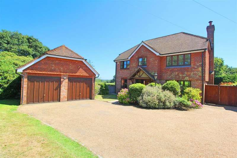 4 Bedrooms Detached House for sale in Catsfield Road, Ninfield
