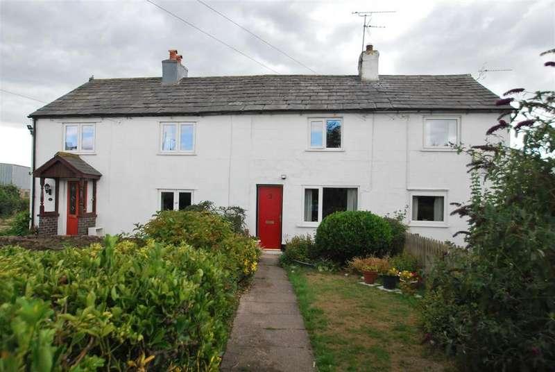 2 Bedrooms Terraced House for sale in Marsh Green Cottages, Marsh Lane, Frodsham