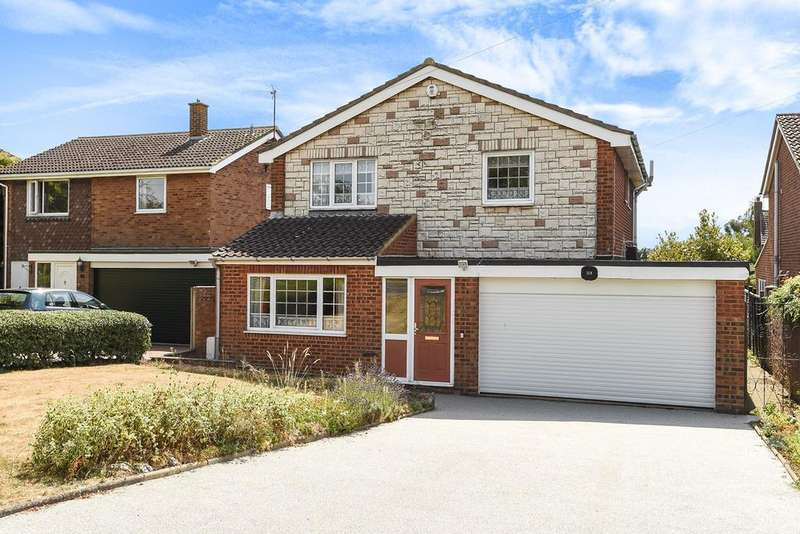 5 Bedrooms Detached House for sale in Sand Road, Flitton, MK45
