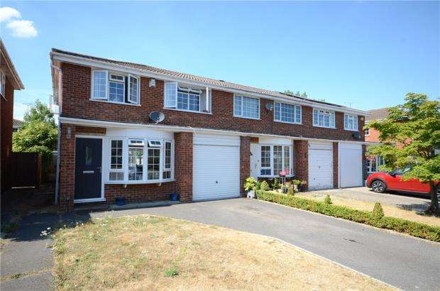 3 Bedrooms End Of Terrace House for sale in St. Marys Road, Sindlesham, Wokingham