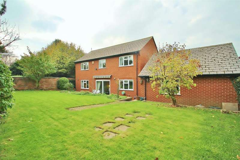 4 Bedrooms Property for sale in Bath Street, Syston, Leicester