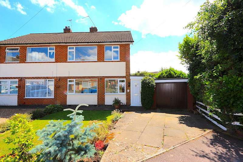 3 Bedrooms Detached House for sale in Richard Close, Leicester