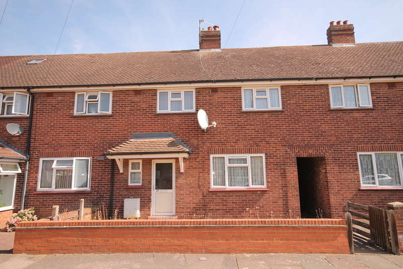 3 Bedrooms Terraced House for sale in Mareth Road, Bedford, MK42