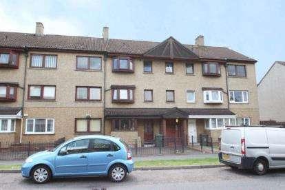 2 Bedrooms Flat for sale in Lochdochart Road, South Rogerfield, Glasgow, Lanarkshire