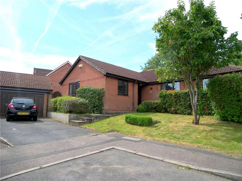 4 Bedrooms Detached Bungalow for sale in Peach Avenue, South Normanton, Alfreton, Derbyshire, DE55