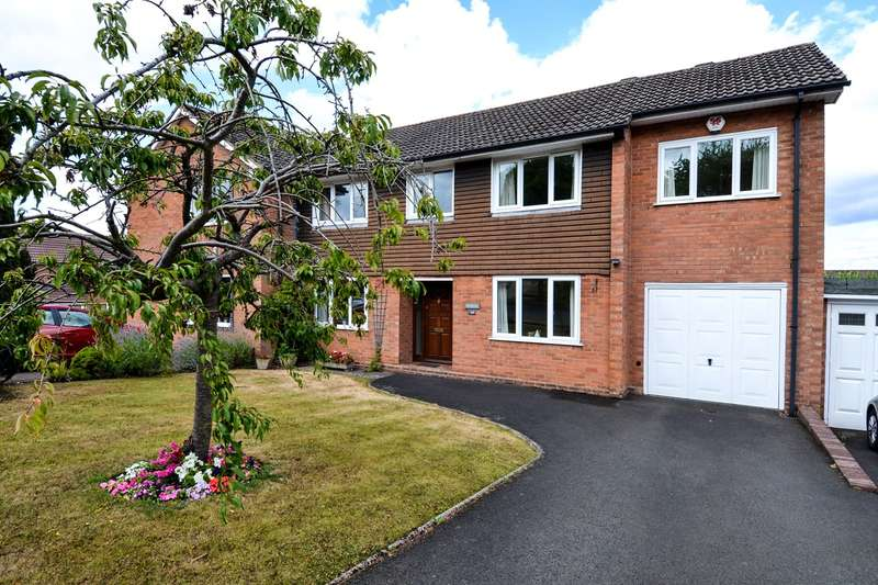 4 Bedrooms Semi Detached House for sale in Heath Road South, Bournville Village Trust, Birmingham, B31