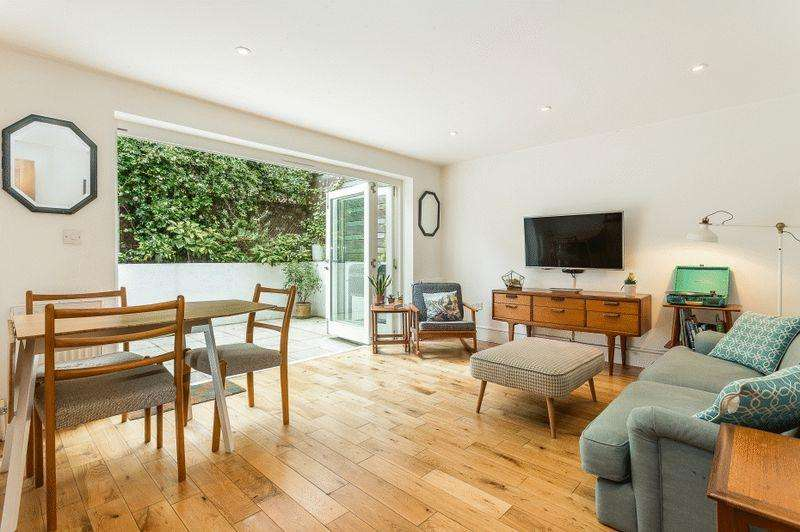 2 Bedrooms Flat for sale in Curwen Road W12